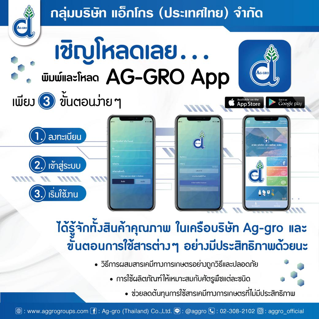 AG-GRO Application